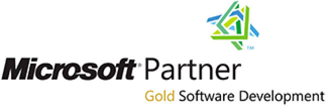Logótipo Microsoft Partner
