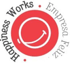 Logótipo Happiness Works Empresa Feliz