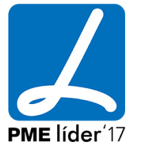 Logótipo PME Líder 2017