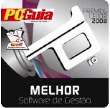 Logótipo Melhor Software de Gestão PC Guia