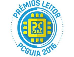 Logótipo Prémios Leitor PC Guia 2016