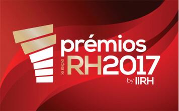 Logótipo Prémios RH 2017