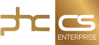 Logótipo PHC CS Enterprise