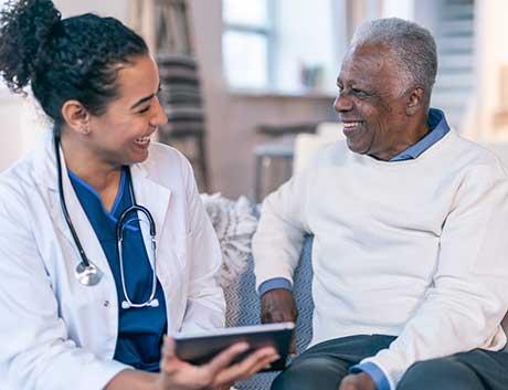 medica a fazer gestao de paciente