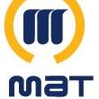logotipo da empresa mat